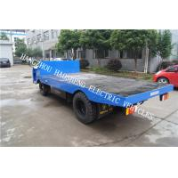 Quality 8kw Motor Power Electric Cargo Truck 8000kg Load Capacity With 3060mm Wheel Base for sale