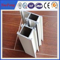 Wholesale Silver anodized aluminium profiles fabricate windows&doors from china suppliers
