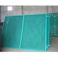 Quality Stainless Steel Hot Dip Galvanized Steel Net Expanded Metal Mesh For Road / Railway for sale