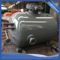 Buy cheap Nitrogen Machine System Natural Gas Storage Tank Carbon Steel / Stainless Steel from wholesalers