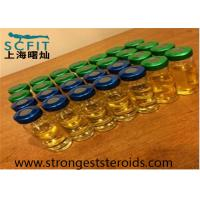 Wholesale 100Mg / Ml Test Prop Pain Free Mixed Injecting Steroids Test P Yellow Liquid from china suppliers