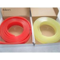 Wholesale 4 Meter Length Polyurethane Squeegees Roll For Ceramic Screen Printing from china suppliers