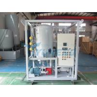 Double Stage Transformer Oil Centrifuging Machine