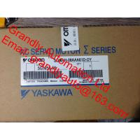 Wholesale Yaskawa Servo Motor SGMAH-08AAA61D-OY in stock from china suppliers