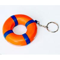 Wholesale PU swim ring keychain promotion gift from china suppliers