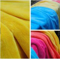 Wholesale Wholesale Polyester Grey Minky Smooth Fabric For Baby Products from china suppliers