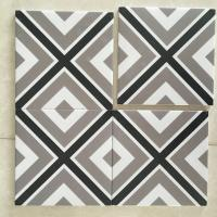 Wholesale Living Room Decorative Glazed Ceramic Tile 3% Water Absorption Eco Friendly from china suppliers