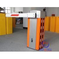 Wholesale Steel Customized Logo Boom Barrier Gate , Security Car Park Barrier from china suppliers