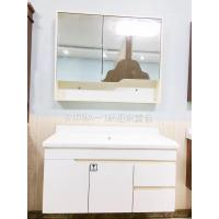 Wholesale Mirror Cabinet Modern Wall Mounted Bathroom Vanities 40 Inches Plywood from china suppliers