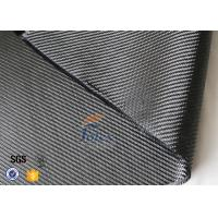 Wholesale 3K 200GSM Thermal Insulation Materials Twill Carbon Fiber Fabric Decoration from china suppliers