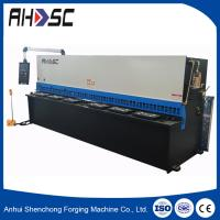 Wholesale new condition CE QC11Y-12x6000 hydraulic guillotine, cnc hydraulic Sheet metal shearing machine from china suppliers