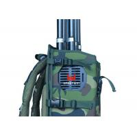 Wholesale Long Battery High Power Manpack Jammer VIP Protection Military Quality from china suppliers