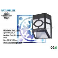 Quality Solar Led Lights For Homes , Solar Led Security Light  Oblique Solar Head for sale
