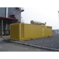 Wholesale Water Cooled 800 KW Container Diesel Generator 1100KVA With Mute Type Casing from china suppliers