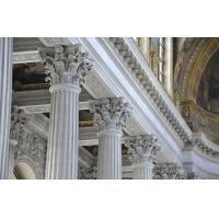 Wholesale Marble column and marble capital for building from china suppliers