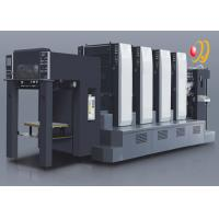 Wholesale Multicolor Flatbed Page Offset Printing Machine 45kw 220V / 380V from china suppliers