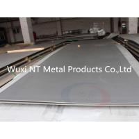 Wholesale SUS 304L Stainless Steel Sheet Hot Rolled Steel Plate with 2D 2B Hairline Surface from china suppliers