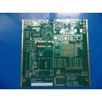 Wholesale Tg 135 FR4 BGA Circuit Board 10 Layer 1.6mm Digital Signage Board from china suppliers