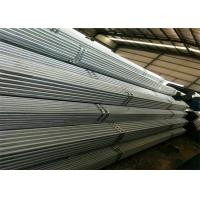 Wholesale High Zinc Coating Gi Pipes Or Galvanised Steel Tube With American Or British Threads And Plastic Caps from china suppliers