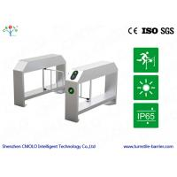 Wholesale 50 / 60Hz Security electronic turnstiles with Infrared Sensor / LED Display , AC100-240V from china suppliers