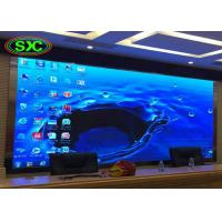 Wholesale Company lobby/conference room Wall mouted high definition smd p4 lled creen from china suppliers
