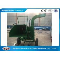 Wholesale 40 HP Mobile Tractor Driven Wood Chipper for Small Forest Branch from china suppliers