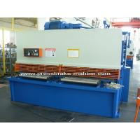 Wholesale Heavy Duty Hydraulic Shearing Machine 20mm Sheet Metal Guillotine Shear from china suppliers