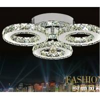 Wholesale Modern Silver 3 Lights LED Ceiling Light from china suppliers