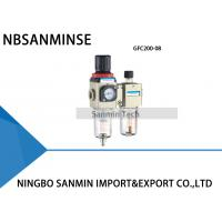 Wholesale AIRTAC Type FRL Units Filter Regulator Lubricator 1/8 , 1/4 , 3/8 , 1/2 Port Size from china suppliers