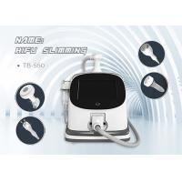 Wholesale OEM Provided HIFU Slimming Machine , High Intense Focused Ultrasound Machine from china suppliers