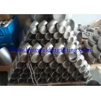 "Wholesale ASTM A420 WPL3 / WPL6 / WPL9 But Weld Fittings Elbow 45 Deg 90 Deg Elbow 10"" SCH80 from china suppliers"