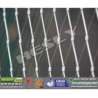 Wholesale Stainless Steel Wire Rope Mesh Fence, Wire Cable Mesh from china suppliers
