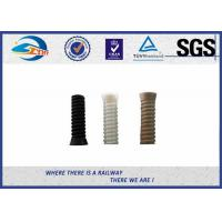 Wholesale Railway Fastener Rail Insulator HDPE Material Plastic Sleeve Dowel from china suppliers