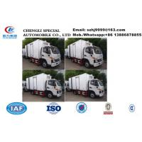 Wholesale 2019s JAC brand 3-5tons cold room truck with US CARRIER reefer for sale, factory sale best price JAC refrigerated truck from china suppliers