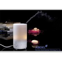 Wholesale Electric Aromatherapy Oil Diffuser Cool Mist Humidifier With Color LED Light from china suppliers