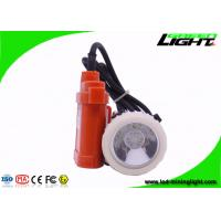 Wholesale GJ3.5-A Rechargeable LED Headlamp for Mining ,  3.5 Ah Ni-MH Battery Old Style Miner Hat Light from china suppliers