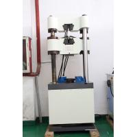 Vertical Electronic Hydraulic Tensile Compressive Strength Testing Machine