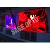 Wholesale Advertisement Rental HD Video Wall SMD 3535 / Interactive slim led display Video from china suppliers