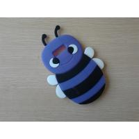 Buy cheap Blue Slim Durable Rubber Iphone Silicone Cover For Mobile Phone 8190 from wholesalers