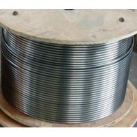 Wholesale Bright Annealed Cold Drawn Coiled Steel Tubing ASME SB704 Nickel Alloy N08825 from china suppliers