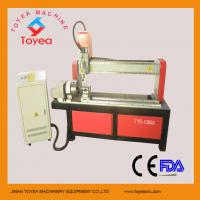 Wholesale CNC Engraving machine for round shape wood TYE-1200X from china suppliers