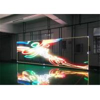 Wholesale Customized Size Bright Transparent LED Wall P10 P16 Outdoor Led Video Cabinet from china suppliers
