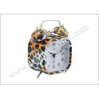 Wholesale Quartz clock Floral alarm clock with 6 designs from china suppliers