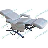 Wholesale Height Adjustable Folding Hospital Stretchable Blood Collection Chair / Dialysis chair from china suppliers