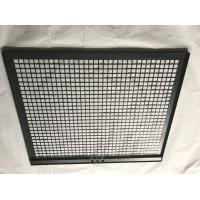 Wholesale Back Metal Grid Plate Custom Sheet Metal Fabrication For Household Appliance from china suppliers