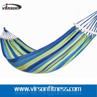 Wholesale Virson Wholesale Outdoor Canvas Hammock with Polyester Cotton Canvas Material from china suppliers