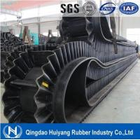 Wholesale Hr 150 Corrugated Sidewall Rubber Conveyor Belt 500mm height cleat DIN Standard from china suppliers