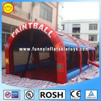 Wholesale Funny Inflatable Paint Ball Double Stitching Kids Playing Games from china suppliers