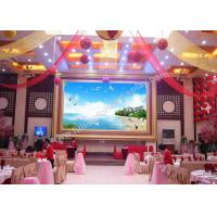 Wholesale Inside P6 Rental Electronic Full Color LED Display Board With 576x576 Mm Cabinet from china suppliers