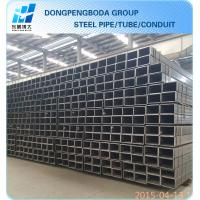 Wholesale IS 4923 STANDARD ERW black hollow section made in China market from china suppliers